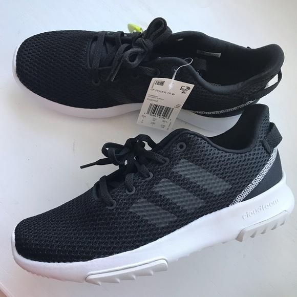 Adidas Cloudfoam Racer TR Women's Sneakers Shoes 7